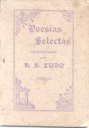LIBRO DE PEQUEÑISIMO TAMAÑO - POESIAS SELECTAS COLECCIONADAS POR K.B. ZUDO AÑO 1898 48 PAGINAS IMPRENTA EVANGELICA - Poetry