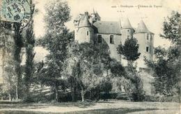 449 - CHÂTEAU DE FAYRAC (date 1908) - France