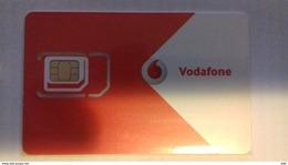 HUNGARY - GSM SIM - VODAFONE - Ungheria