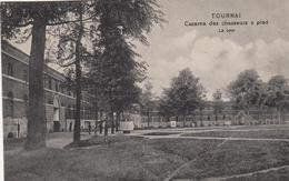 Tournai - Caserne Des Chasseurs à Pied - La Cour - 1910 - Barracks