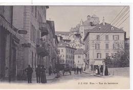 Suisse - Sion - Rue De Lausanne - Switzerland