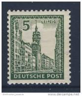 SBZ West Sachsen Michel No. 152 Y Y ** Postfrisch - Zone Soviétique