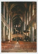 75 PARIS - 585 - Edts Chantal - Eglise Saint Etienne Du Mont. Intérieur > Vue De La Nef & Du Choeur (recto-verso) - Chiese