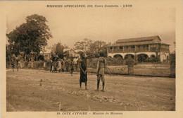 COTE D' IVOIRE   MISSION  DE  MOOUSSO     (NUOVA) - Costa D'Avorio