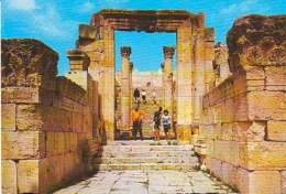 Jordanie        H5        Terash.Entrance Of The Churches Area - Jordanie
