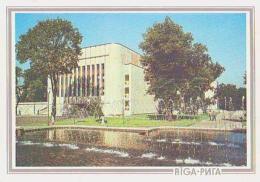 Lettonie        H8        Riga.Latvijas Komunistiskas Partijas....... - Lettonie