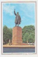 Lettonie        H10        Riga.Lenina Piemineklis - Lettonie