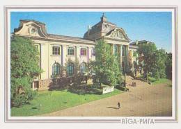Lettonie        H16        Riga.Latvijas PSR Valsti Makslas Muzejs - Lettonie