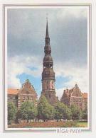 Lettonie        H18        Riga.Pëtero Baznica - Lettonie