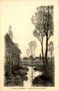 FRANCE - Clair De Lune En Alsace Par Hansi - Parfait état - P20938 - Hansi