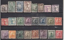 Yougoslavie  Lot De 24 Timbres Avant 1929 - Oblitérés