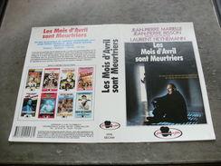"""Rare Film : """" Les Mois D'avril Sont Meurtriers """" - Dramma"""