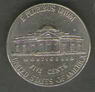 STATI UNITI 5 CENTS 2009 - Emissioni Federali
