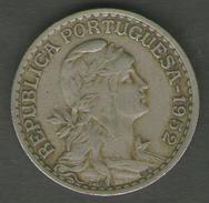 PORTOGALLO 1 ESCUDO 1952 - Portogallo