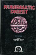 NUMISMATIC DIGEST  21x13  Vol 120 1996 192 Page - Livres & Logiciels