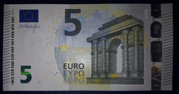 5 EURO T001A2 Ireland Serie TC Draghi Perfect UNC - EURO