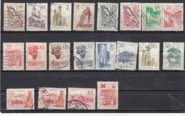 Yougoslavie  Lot De 20 Timbres - Oblitérés