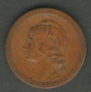 PORTOGALLO 10 CENTAVOS 1925 - Portogallo
