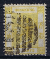 Hong Kong : Sg 22   Mi Nr 22   Gestempelt/used/obl.  1877 Clear Postmark SI Shanghai - Used Stamps