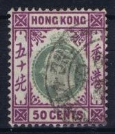 Hong Kong : Sg 71 Mi 70  Gestempelt/used/obl. 1903 - Hong Kong (...-1997)