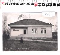 5505  PAULLO TRIBIANO ASILO PARROCCHIALE  1955 - Milano