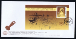 Hong Kong  Mi  Block Nr 14  1990 - Hong Kong (...-1997)