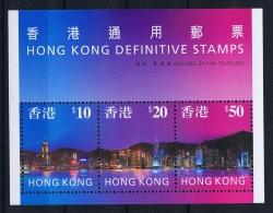Hong Kong  Mi  Block Nr 47    MNH/**/postfrisch/neuf Sans Charniere - Blocks & Sheetlets