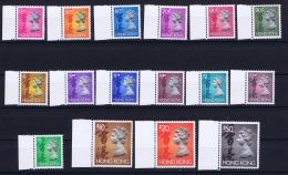 Hong Kong  Mi Nr 654 - 669 MNH/**/postfrisch/neuf Sans Charniere 1992 - Nuevos