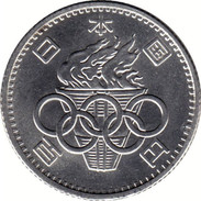 Japan - 1964 - Y79 - XVIII Summer Olympic Games Tokyo 1964 - Silver(600) - XF - Japan