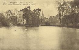 Dieghem Chateau De Reine Hotel Restaurant   (3351) - Diegem