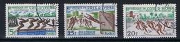 Ivoorkust Y/T 201 / 203 (0) - Côte D'Ivoire (1960-...)