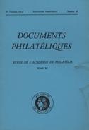 Documents Philateliques - Numero 52 - Voir Sommaire - Reedition - Frais De Port 2 Euros - Littérature