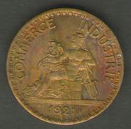 FRANCIA BON POUR 2 FRANCS 1921 - Francia