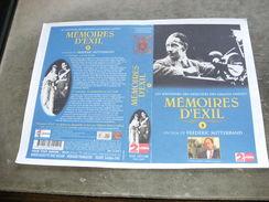 """Rare Film : """" Mémoires D'exil """" - History"""