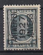 BELGIË - PREO - 1927 - Nr 155 A - ANTWERPEN 1927 ANVERS - (*) - Préoblitérés