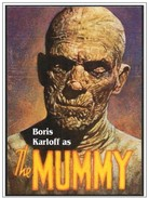Stati Uniti/États-Unis/United States: Intero, Stationery, Entier, Cinema, Movie,cinéma, Boris, Karloff, La Mummia, La Mo - Cinema