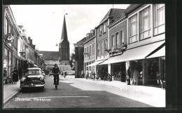 AK Zevenaar, Marktstraat, Strasse Im Zentrum - Zevenaar