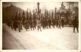 FRANCE - Carte Photo Des Funérailles Du Maréchal FOCH - 26 Mars 1929 - P20965 - Personnages