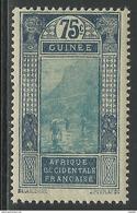 GUINEE 1925 YT 96** - NEUFS SANS CHARNIERE NI TRACE - Guinée Française (1892-1944)