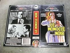 """Rare Film : """" Le Monocle Noir """" - Action, Adventure"""