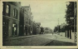 MISBURG, Gruss Aus..., Bahnhofstrasse, Verlag V. August Heye, Ungebraucht - Allemagne