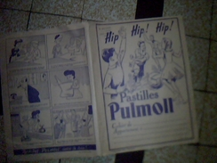 Vieux Papiers Protege Cahier Pastilles Pulmoll - P