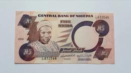 NIGERIA 5 NAIRA 2005 - Nigeria