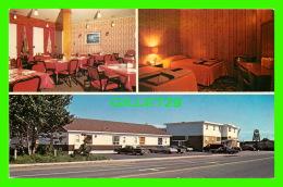 HAVRE ST PIERRE, QUÉBEC - HOTEL-MOTEL DU HAVRE -  PUB. PAR DENIS JOMPHE - - Autres