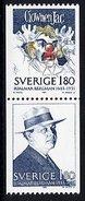 SWEDEN 1983Helmar Bergman Centenary MNH / **.  Michel 1249-50 - Unused Stamps