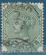 Maurice  - Yvert N° 69 Oblitéré -   Cw 19407 - Mauritius (...-1967)