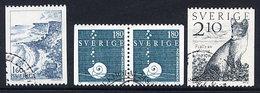 SWEDEN 1983 Nature Used.  Michel 1246-48 - Sweden