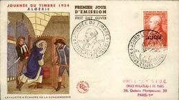 ALGERIE - Période Française - Détaillons Collection De FDC Des Années 50 - 60 - P21027 - Algérie (1924-1962)