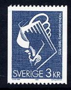 SWEDEN 1980 Eggeling Centenary MNH / **.  Michel 1117 - Sweden