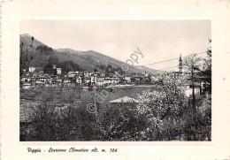 Cartolina - Viggiù  Panorama 1954 - Varese